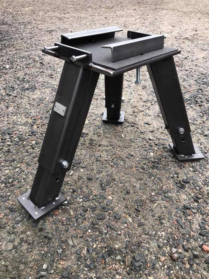SHOP ANVIL STAND